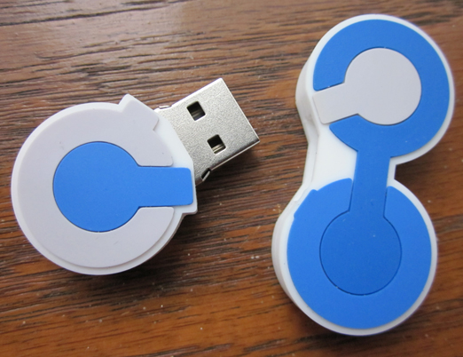 Google Engage USB Flash Drive